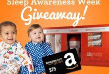 Sleep Awareness Week Giveaway 2014
