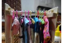 dolls hanger