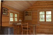 The Great Outdoors -Cabins / by Randy Johnson