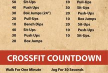 Crossfit and Bodyweight Workouts