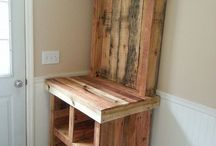 Pallet Ideas / by Michael Perkins