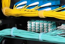 INTRODUCING THE NEW VELCRO® BRAND SOLUTIONS FOR FIBER OPTIC CABLE MANAGEMENT