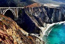 Travel {California-Road Trip}