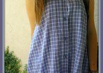 couture récup de chemises