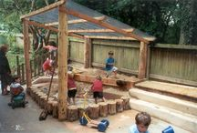 Play Yard Structures