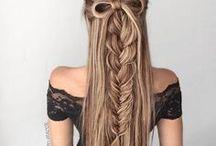 Hiukset / kampaukset