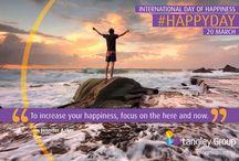 #HappyDay / International Day of Happiness