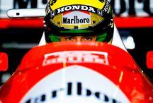 Ayrton Senna / by giuliano t