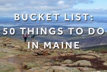 Things To Do In Maine / There are so many fun things to do in Maine. Make sure you check out these cool things to do while bringing your child to a Maine Summer Camp.