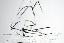 tableau navire