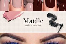 Maëlle / High-end Makeup  Company set to launch in October of 2016! Join today!!! / by Christina Kelly|MakeUpTherapy Plus