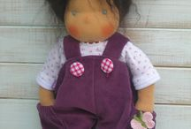 World of Waldorf Dolls / I have made several dolls like this - I'd like to make more! They are quintessential play dolls