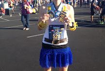 Disney Princess half marathon 2014 / by Carrie Galligan