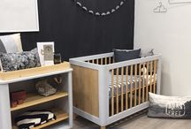 The Teeny Cot / The Teeny Cot is available to buy online from Everything Begins.   Here we share some nursery inspiration featuring the Teeny Cot!