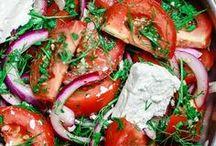 Przepisy na sałatki