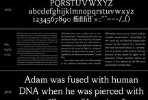 Typographygasm