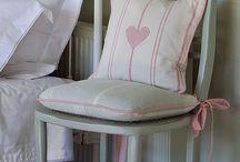 Židle / židle a lavice