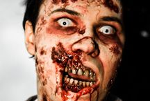 I <3 zombies  / by Wendi Lamison-Fuksa