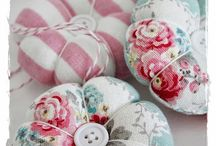 Sewing Pin Cushions