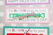 Valentine's Day / Valentine's Day crafts, Valentine's Day recipes, Valentine's Day ideas, and more.