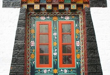 Tibetan Houses & People / Tibetan Culture, People and lives