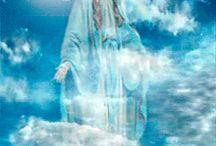 Žena a Matka Panna Maria.