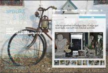 Smukt og Brugt - Forhandler af Annie Sloan maling / Smukt og Brugt Rotvigvej 2  7490 Aulum  +45 97 47 69 69  http://www.smuktogbrugtaulum.dk