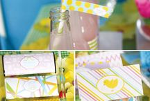 DIY Easter Party Ideas / Our DIY craft ideas for those spending Easter with kids. These free crafts will also make great decorations for adults as well. #EasterCrafts / by DIY Craft Ideas