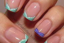 Nagels / Dingen om op je nagels te maken