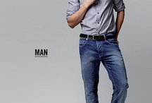 SS13 - Denim Fitting Guide / Man