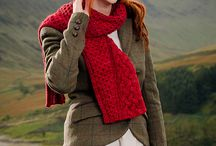 The Nordlándda Collection / This collection of accessory patterns for The Fibre Company's gorgeous chunky Tundra yarn features cables in a variety of sizes and degrees of difficulty, and is perfect for the gift knitting season!