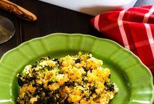 We love quinoa / by Mystique Haslup