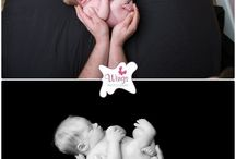 Baby born photoshoot