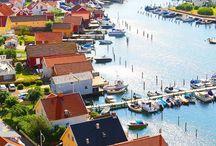 Skandinavia / Inspirerende steder i Skandinavia
