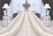 Top wedding dress