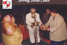 Serving Social Cause - At KIIT