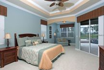 Bedroom Inspiration / Bedroom deisgn & decor inspiration from our rental properties