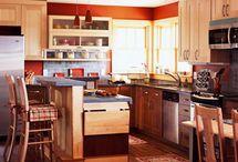 kitchen / by Bernadette Borja