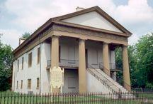 Historic Robert Mills court house..