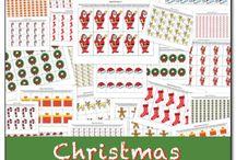 Christmas fun! / Christmas activities... games, craft and printables.