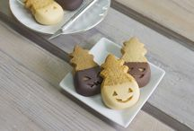 2016 Fall Cookie Crafts / We have some fun ways to add a bit of tropical flair to your halloween with Honolulu Cookie Company!