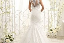 Favorite backs, by Eddy K bridal / During the ceremony, all eyes will be on your back. That's why the back of a wedding dress is as important as the front. Here are some of Eddy K's most stunning backs / by Eddy K Bridal