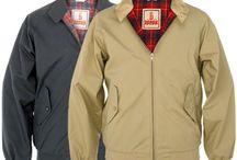 Baracuta jacket