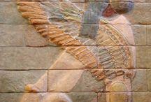 Крылья, крылатые сущности / las alas