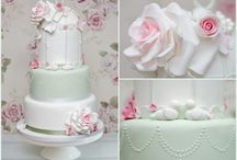 Wedding cake / For all the sweet treat ideas