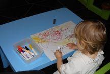 Activités enfants 1 à 2 ans