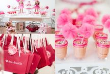 All-American Girl / Amazing Ideas for Dani's totally grown-up and awesome American Girl bachelorette party.