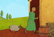 Jesus Storybook Bible / Activities or videos to go along with the Jesus Storybook Bible.