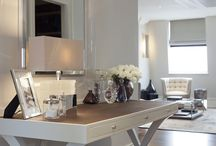 Home&decoration / Beautifull table decoration. Details on point love the white