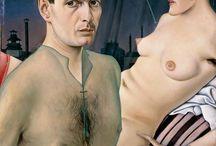 Modernizm  -nowoczesność w sztuce niemieckiej 1910-1937 / Ruch awangardowy